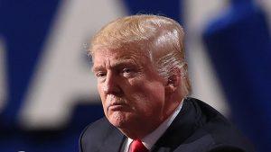 иск в суд на действующего президента США Дональда Трампа