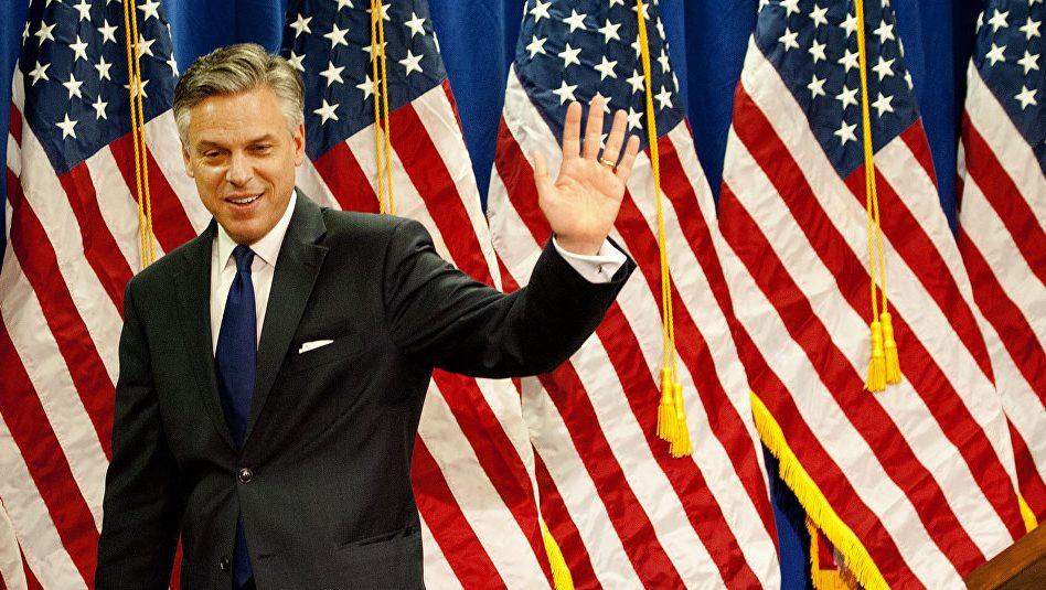 Джон Хантсман выдвинут на должность посла США в России