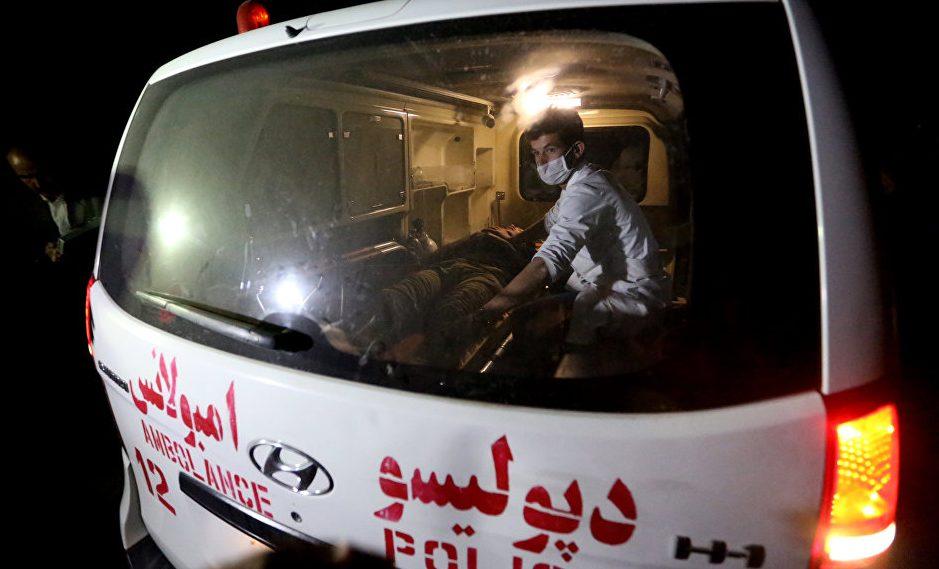 Теракт в Афганистане унёс жизни 24 человека
