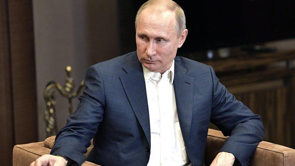 Владимир Путин помиловал женщин по статье государственная измена
