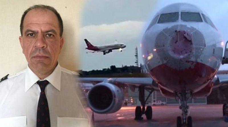Лётчик рассказал как сажал вслепую самолёт в Стамбуле