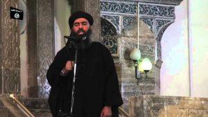 главарь «Исламского государства»