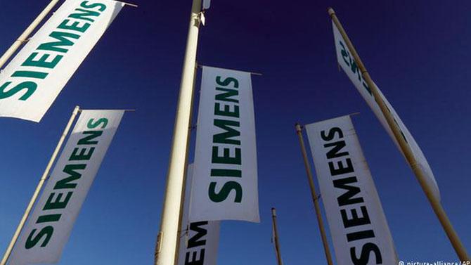 Siemens в Крым