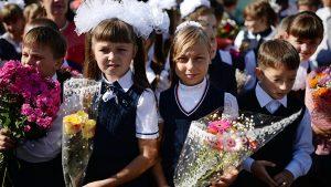 В школах России