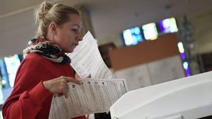 Около полторы тысячи комплексов для обработки избирательных бюллетеней купят к выборам в России