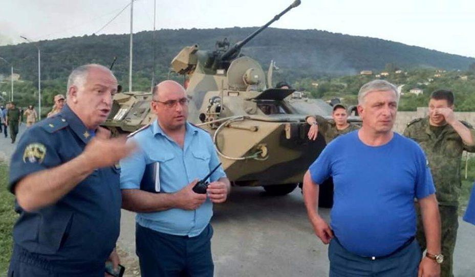 Взрыв в Абхазии унёс жизни россиянок