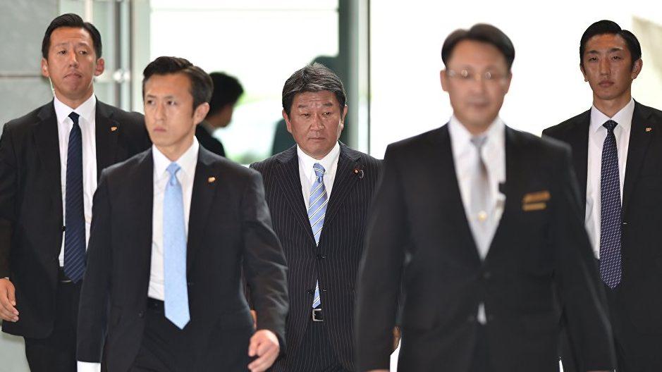 Япония останется без правительства?
