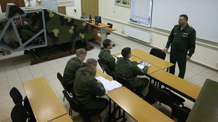 военные кафедры