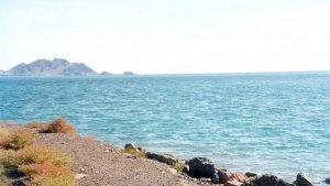 Каспийским морем