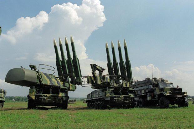 ПВО РФ повышенной боеготовности