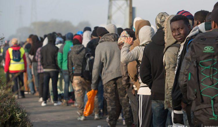 мигрантов