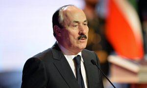 Глава Дагестана