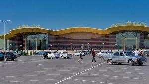 аэропорту Ингушетии