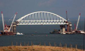 моста в Крым