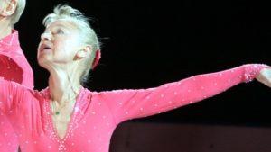 умерла олимпийская чемпионка