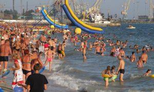 Дно Азовского моря