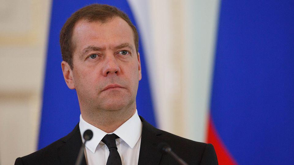 Медведевым