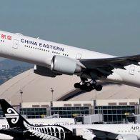 Стюардессакитайской авиакомпании