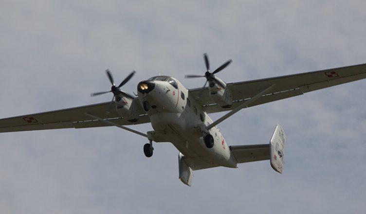 Самолёт Ан-28