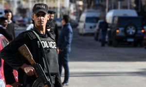 Задержаны террористы