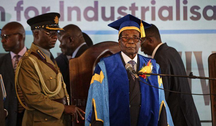 Мугабе объявил голодовку