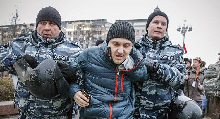 В Москве 58 человек