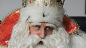 просят у Деда Мороза