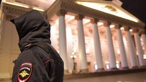 В Москве эвакуировали