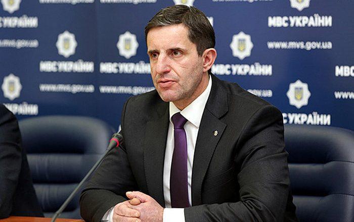 министра МВД