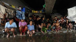 схода селя и наводнений