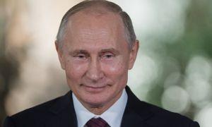 Российский лидер
