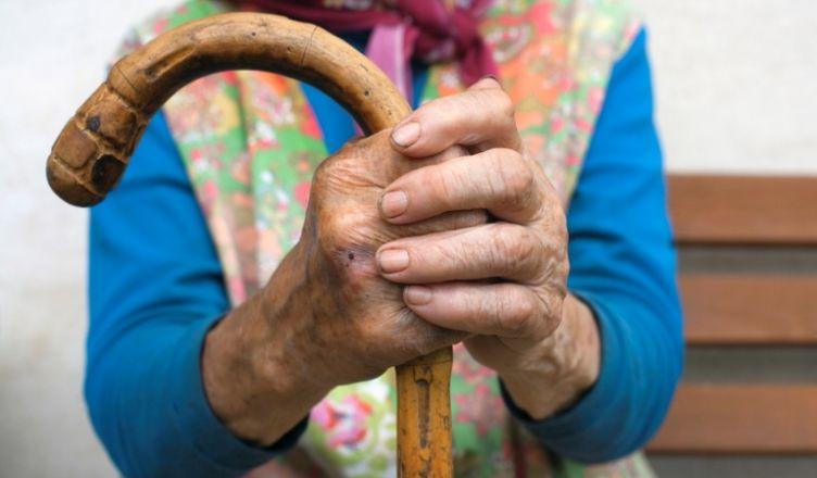 старейшая жительница Европы
