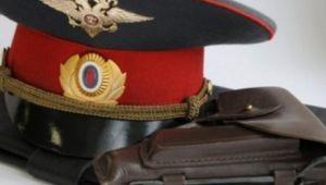 Полицейский из Красноярского края