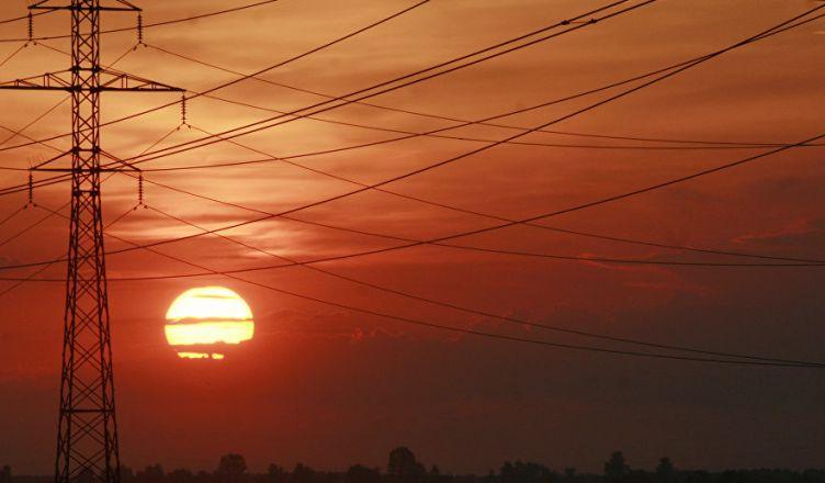 Российская электроэнергия