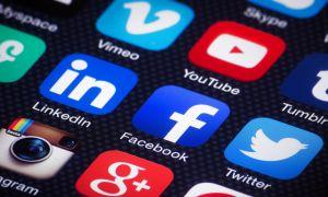 В социальных сетях
