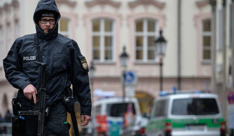 В Германии эвакуировали