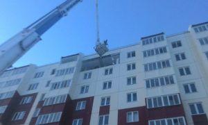 В Омске прогремел взрыв