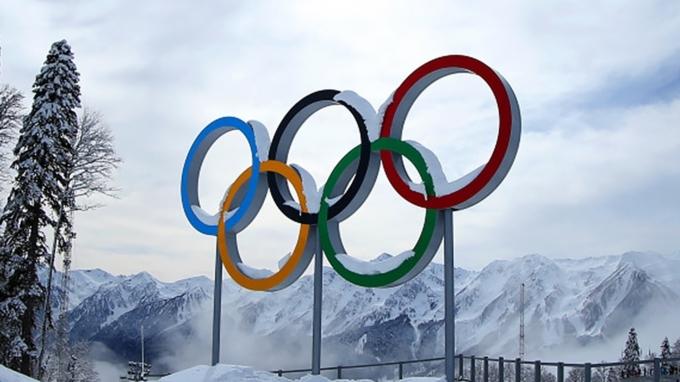 Олимпийских играх