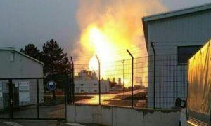 газовом хабе