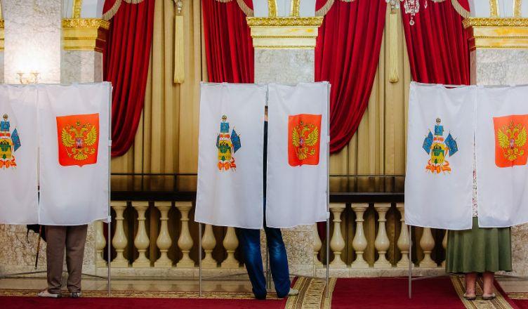 президентских выборах