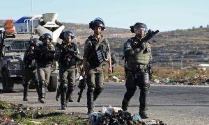 11 палестинцев