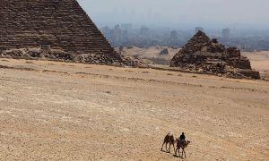 между Россией и Египтом