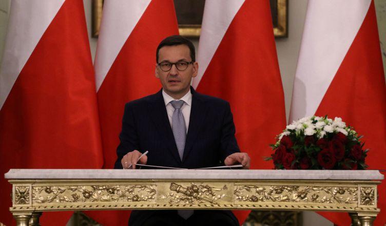 Польшей