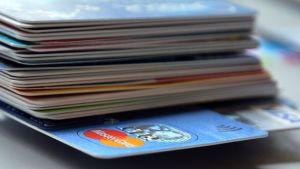 кредитных карт
