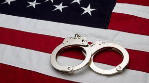 Арестованная