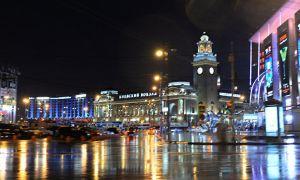 российской столице