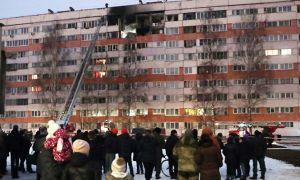 петергбургской многоэтажке