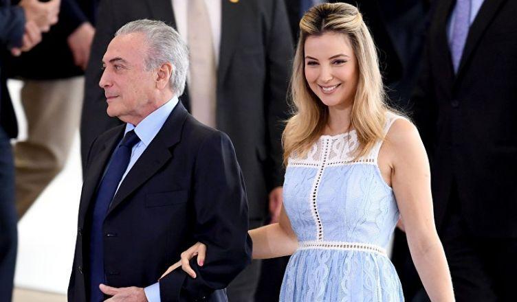 бразильского лидера