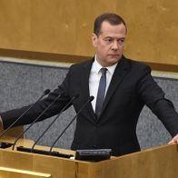 Дмитрий Медведев возглавил
