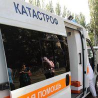 в пассажирском автобусе